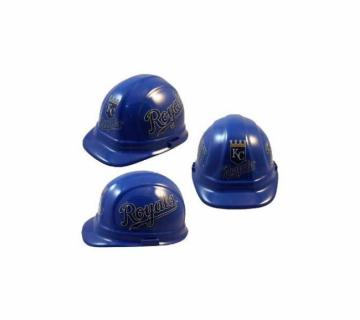Kansas City Royals MLB fans hard hat