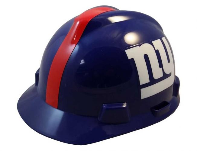 New York Giants construction hard hat