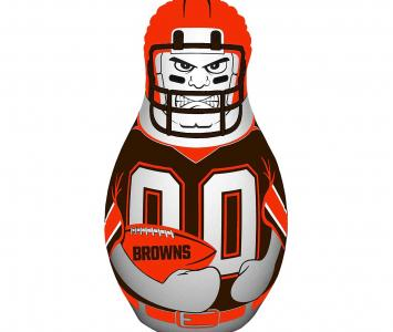 Cleveland Browns Tackle Buddy Punching Bag