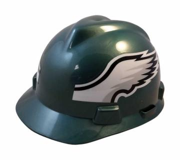 Philadelphia Eagles construction hard hat