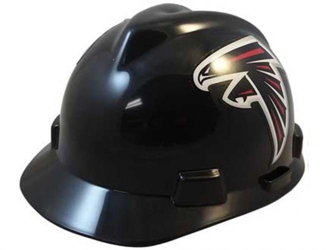 Atlanta Falcons construction hard hat