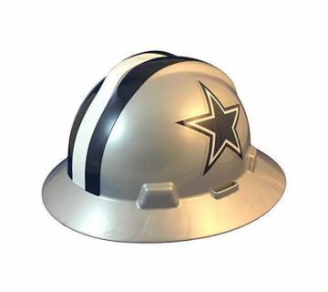 Dallas Cowboys NFL Fans Full Brim Hard Hat