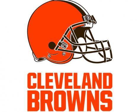Cleveland Browns playing in NFL