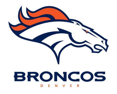 Denver Broncos playing in NFL