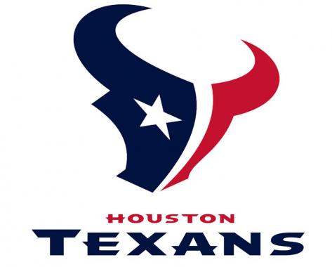 Houston Texans playing in NFL