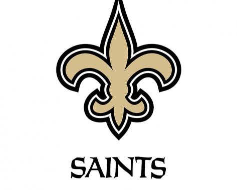 New Orleans Saints playing in NFL