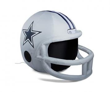 Inflatable Lawn Helmet Dallas Cowboys