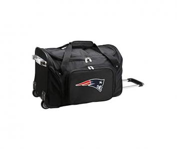 New England Patriots Steal Duffel Bag