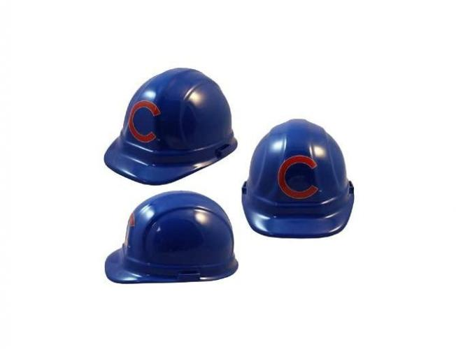 Chicago Cubs MLB fans hard hat