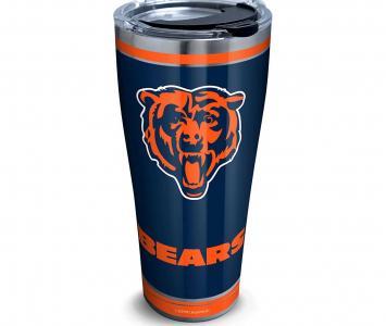 Stainless Steel Tumbler Chicago Bears